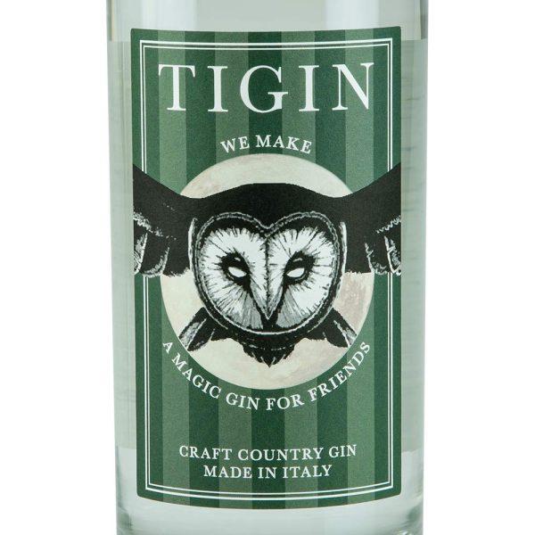 gin artigianale Tigin amaZEN
