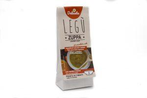 Zuppa delicata legumi amaZEN