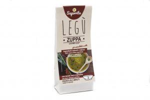 Zuppa saporita legumi amaZEN