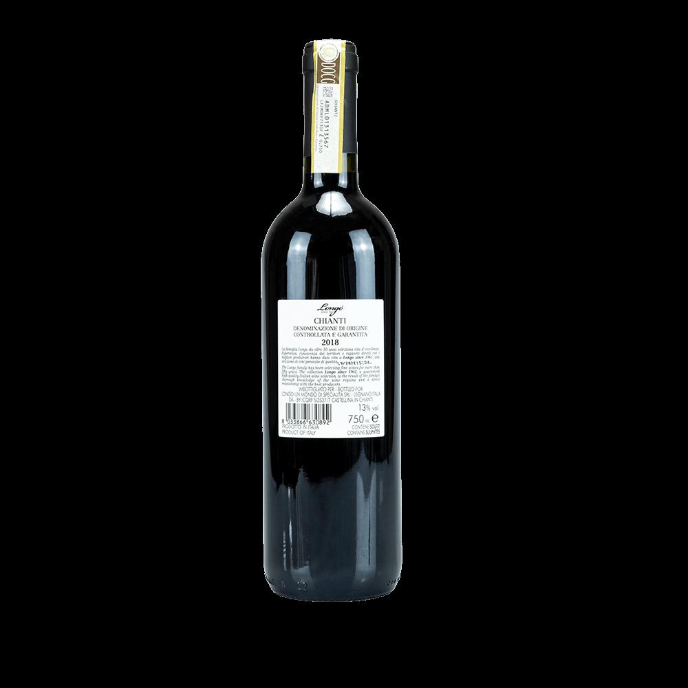vino chianti rosso amaZEN
